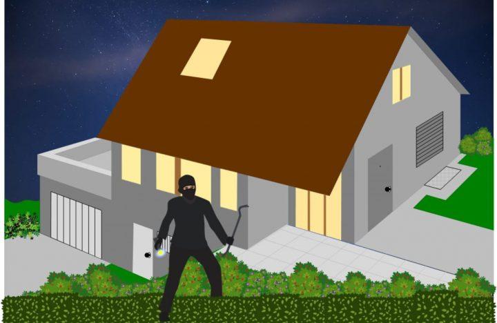 Einbruchschutz Haus
